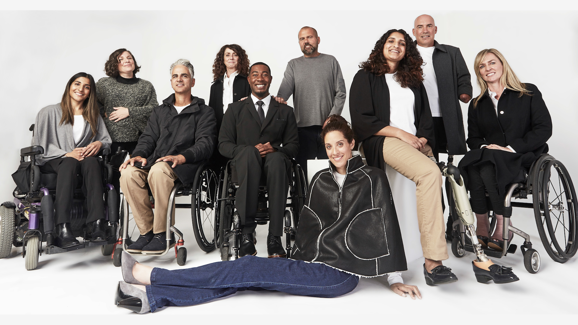 Fashion Designer Creates New Line For People With Physical Disabilities